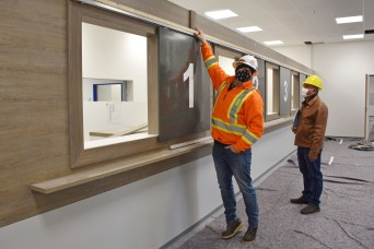 Customers can access mailboxes 24/7 in new post office