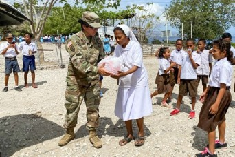 Task Force Oceania Supports U.S. Embassy in Timor-Leste