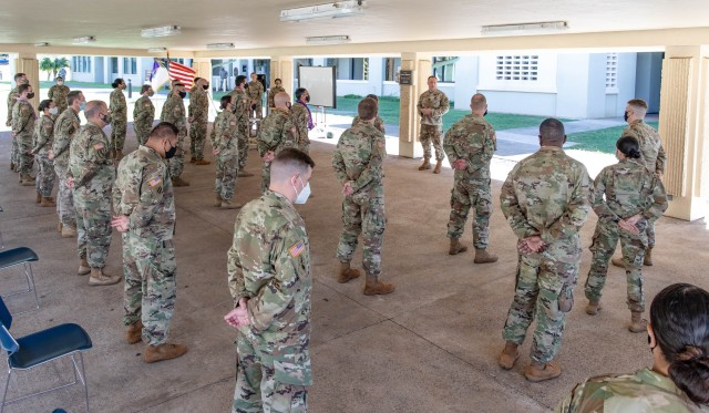 A New Army Task Force in Oceania