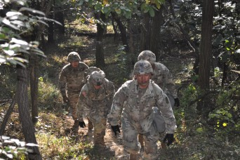 Nakdong Challenge tests current Soldiers, honors Korean War heroes