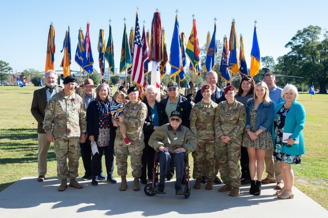 USAACE conducts change of responsibility for Aviation Branch Command Sergeant Major