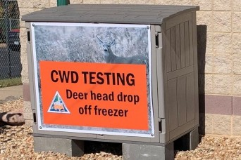 Deer testing for CWD ongoing at sample drop-off sites