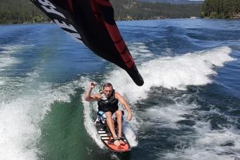 JBLM SRU Surfing Program Gives Veterans a Thrill