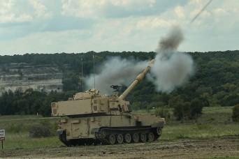 GREYWOLF Continues Modernization with M109A7 Paladins