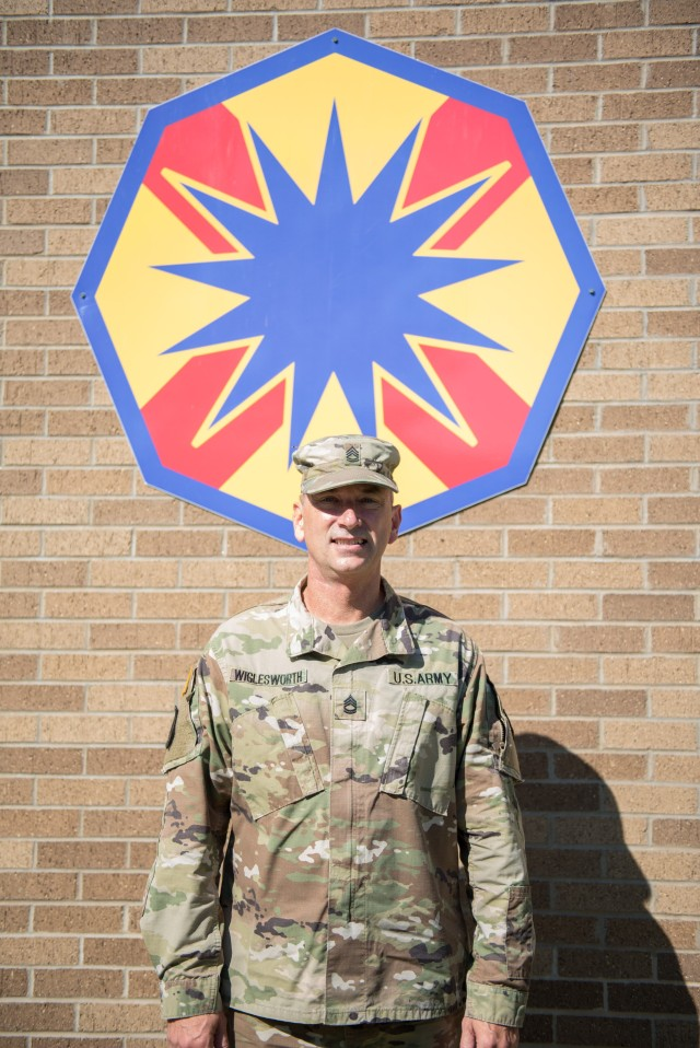 Army medic selflessly services on, off-duty