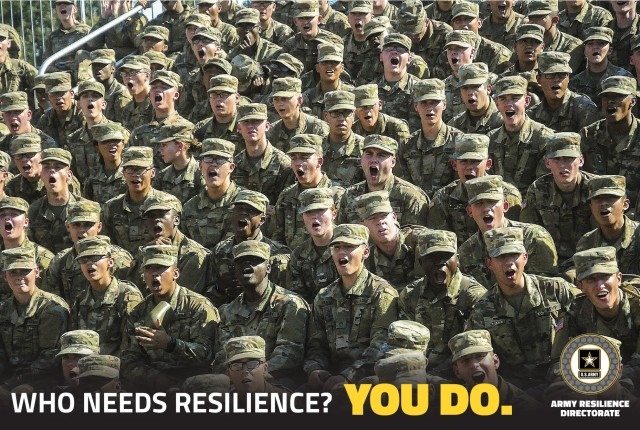 "Resilience is not just about ""bouncing back"" from major life challenges, it's also about managing and thriving despite the daily stressors of life like a challenging supervisor, a tough conversation with a loved one, or a career setback."