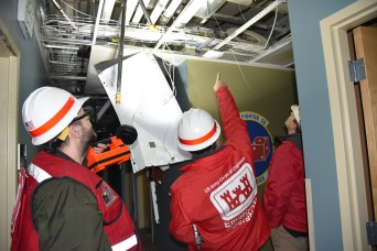 Two years after quake, military repair projects continue as USACE reflects on response efforts