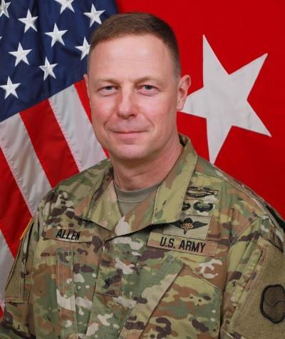 Brig. Gen. Steven L. Allen