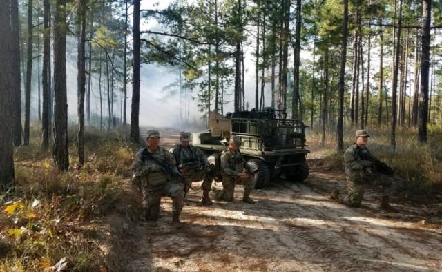 Soldier Touch Point RCV