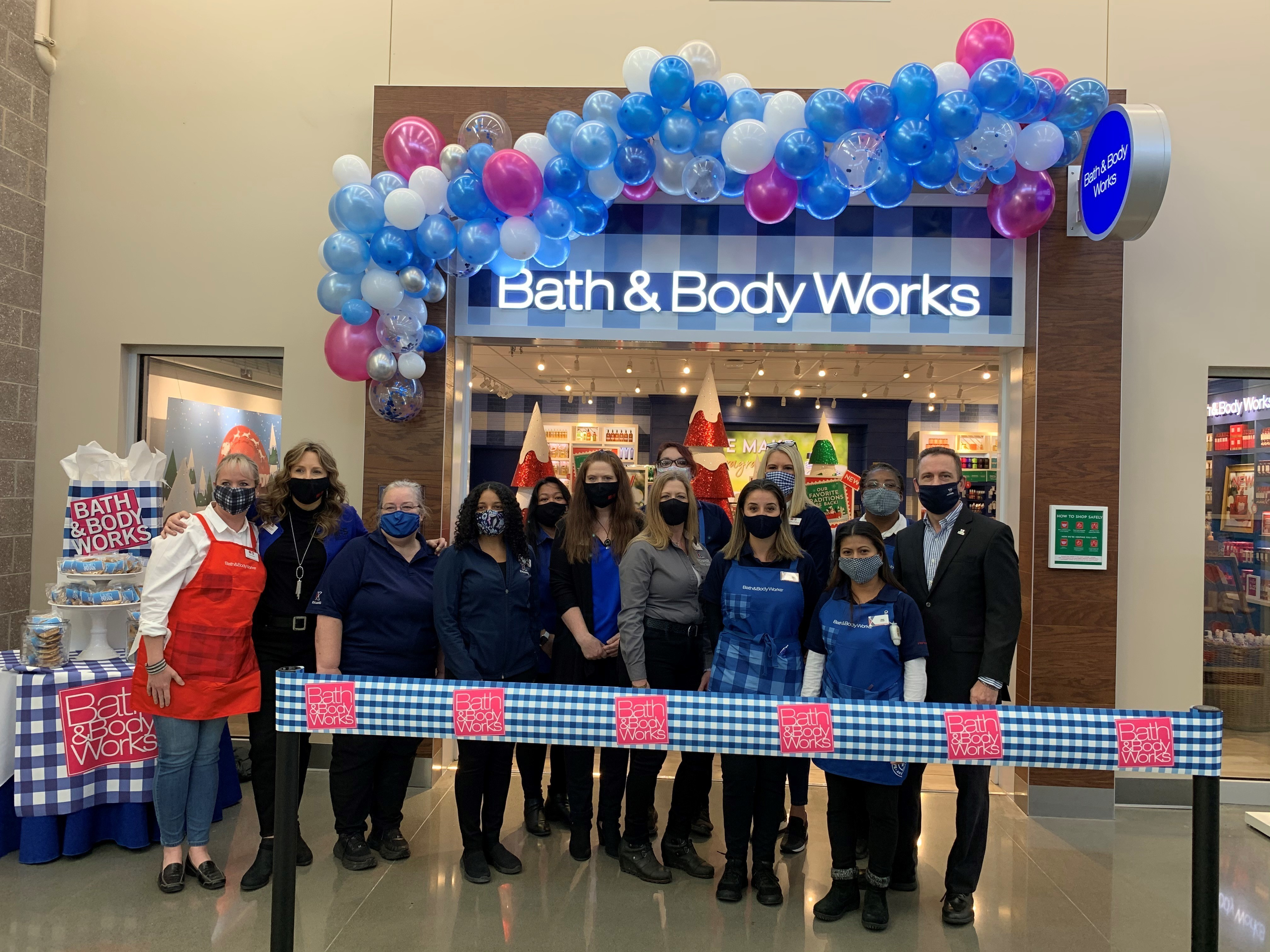 Jblm Exchange Opens First Bath Body Works Location Article The United States Army
