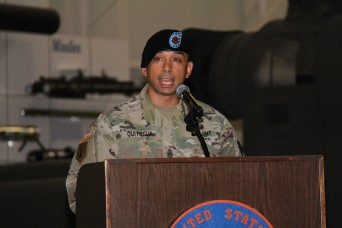 Fort Rucker welcomes new garrison command sergeant major