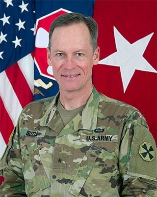 "Brigadier General Windsor S. ""Shane"" Buzza"