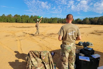 South Carolina National Guard conducts SUAS RAVEN training