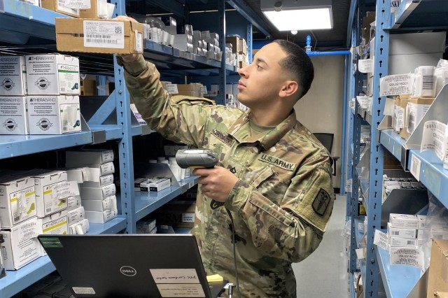 USAMMC-K increases supply, reduces order turnaround time for PPE, COVID-19 tests