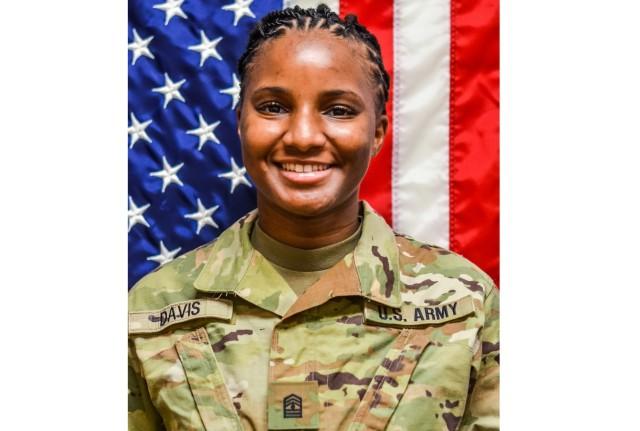 Cadet Ka'Leah Davis, Georgia Southern University