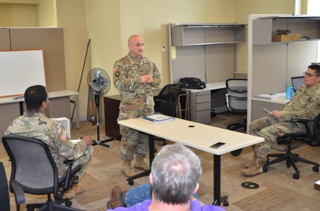 Secretary of the Army recognizes MICC members for excellence