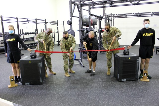 Functional Fitness Room opens at Odom Fitness Center