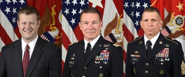 Army Senior Leaders