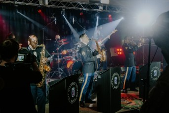 10th Mountain Division Band delivers holiday greetings with virtual concert