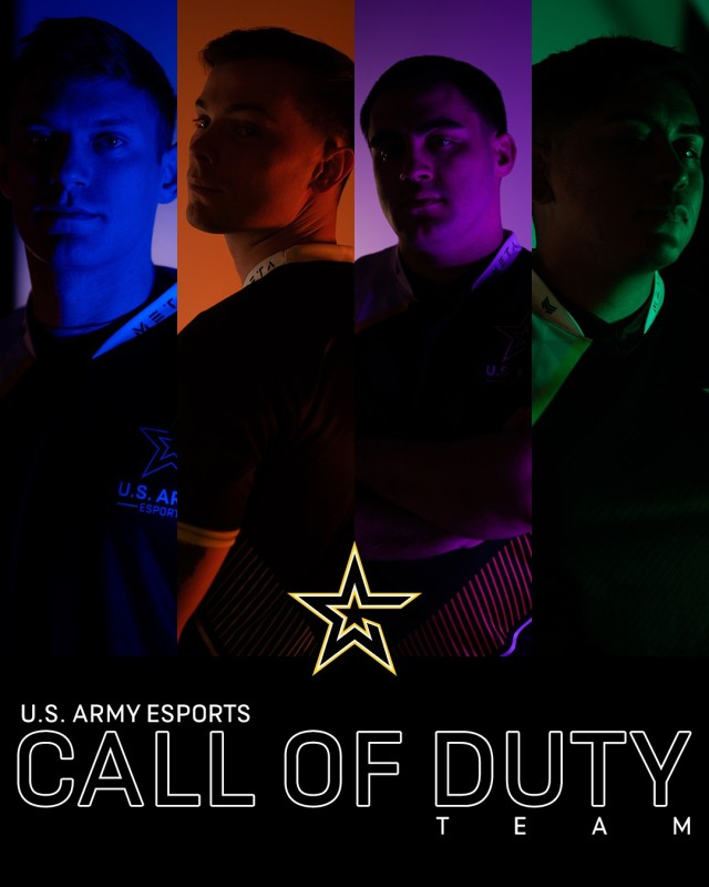 "Army eSports has four infantryman on its Call of Duty team: Sgt. David ""Grave"" Devin, Sgt. Michael ""Tyrant"" Layell, Staff Sgt. Nicholas ""Dexy"" MacKay, and Sgt. Manuel ""StudManny"" Mejia."