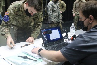 West Point cadets given wearable devices for contact-tracing test