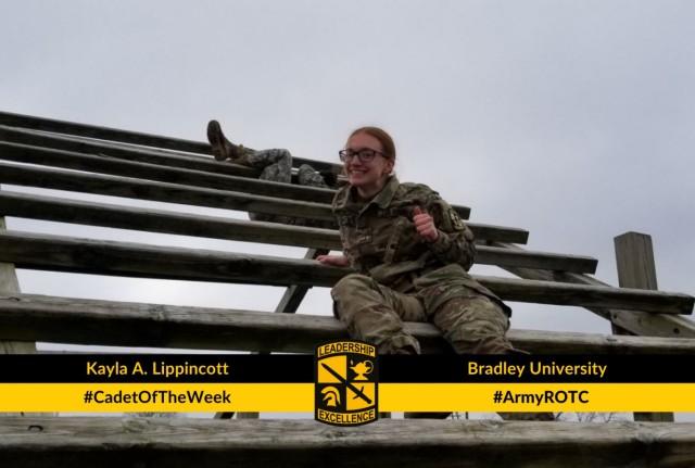 Kayla A. Lippincott, Bradley University