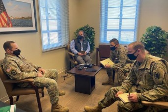 Army South hosts DoD-wide personnel recovery reintegration working group