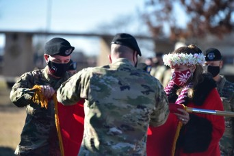 First Army Division West bids farewell, welcomes new commander