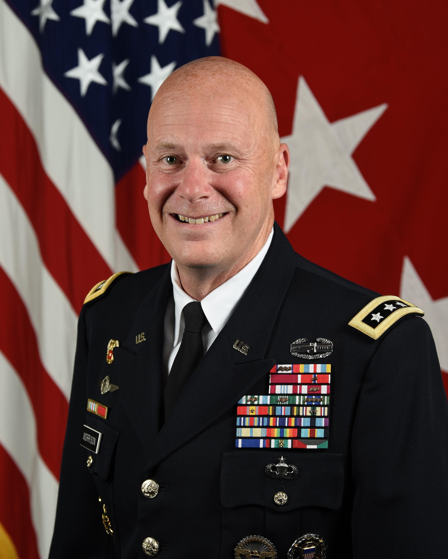 Lt. Gen. John B. Morrison, Jr.