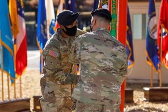 New command sergeant major assumes responsibility at USAG Japan