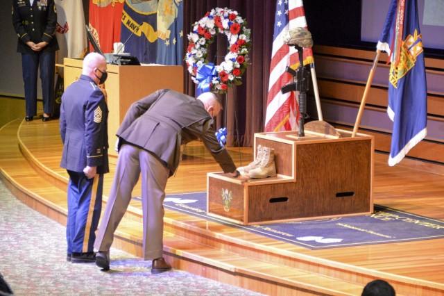 NCOLCoE hosts memorial ceremony for fallen Soldier
