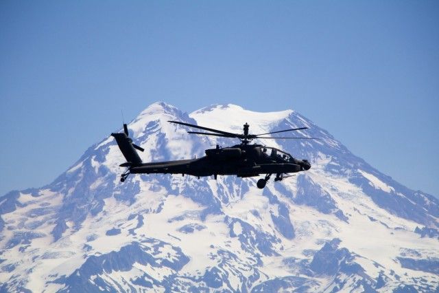Apache AH-64 V6 Training