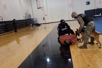 Exercise tests Military District of Washington's active shooter response
