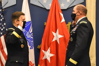 Brigadier General Matthew Easley promoted to Major General