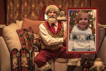 'Santa Todd' goes virtual to provide holiday joy to children