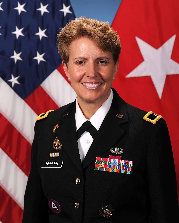 Brig. Gen. Christine A. Beeler