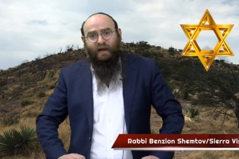 Power of prayer with Rabbi Shemtov