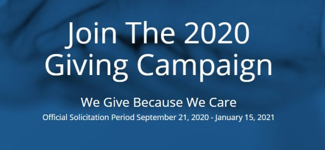 2020 Giving Campaign