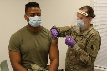 Virginia National Guard begins COVID-19 vaccinations