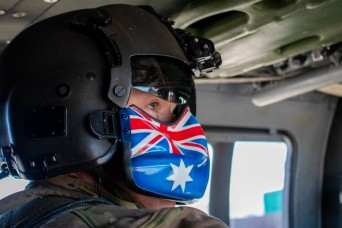 Australia native joins National Guard, becomes dedicated flight paramedic