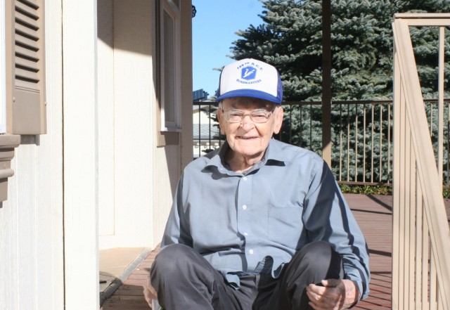Milton Zaczek, a 101-year-old Army veteran, has survived two global pandemics -- the Spanish flu and COVID-19.