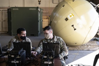 Space company replaces communication system with portable alternative