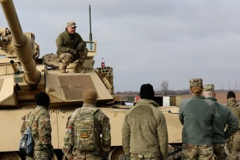 Pitt State cadets explore career opportunities with Kansas Guard