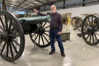 An Inside Look: Historical Treasures of the Ordnance Corps
