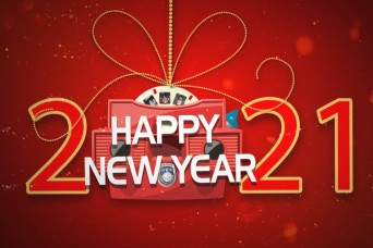 2021 New Year Video Message