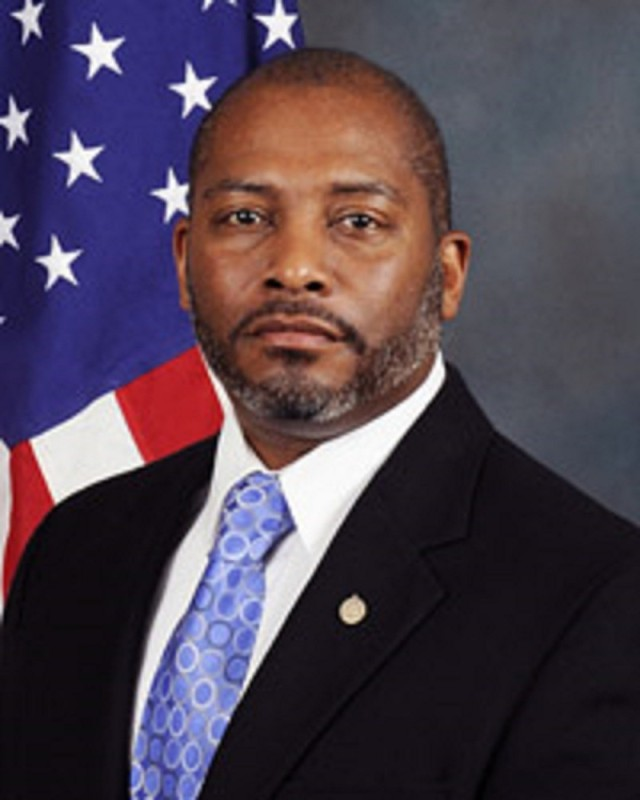 2021 Black Engineer of the Year STEM awardee Dante Milledge, U.S. Army Information Systems Engineering Command.