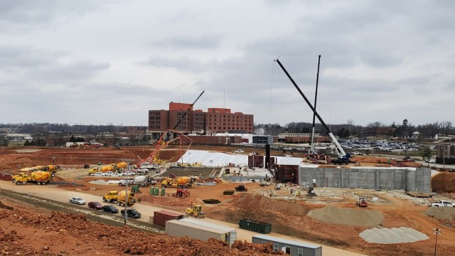 New hospital construction update