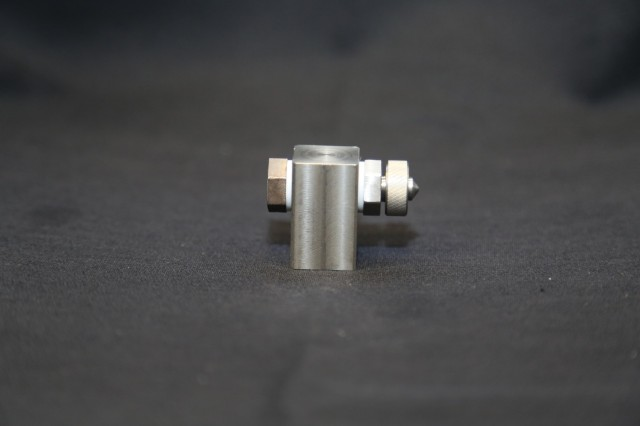 The micro-atomizer patented by researchers at the U.S. Army Combat Capabilities Development Command Chemical Biological Center (DEVCOM CBC) is being commercialized as a tool in the study of COVID-19.