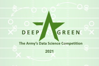 "Army's ""Deep Green"" 2021 Data Science Competition"