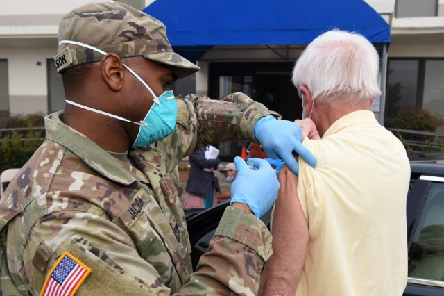 SCNG increases vaccine locations assist with 1000 COVID-19 missions